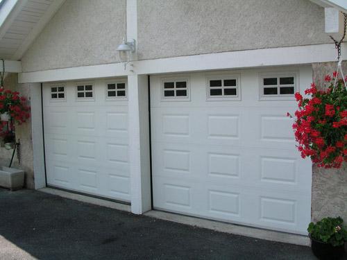 Brm aluminium porte de garage sectionnelle - Porte sectionnelle aluminium ...